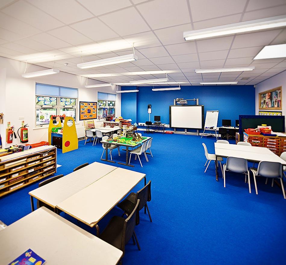 Classroom Portable Modular Buildings