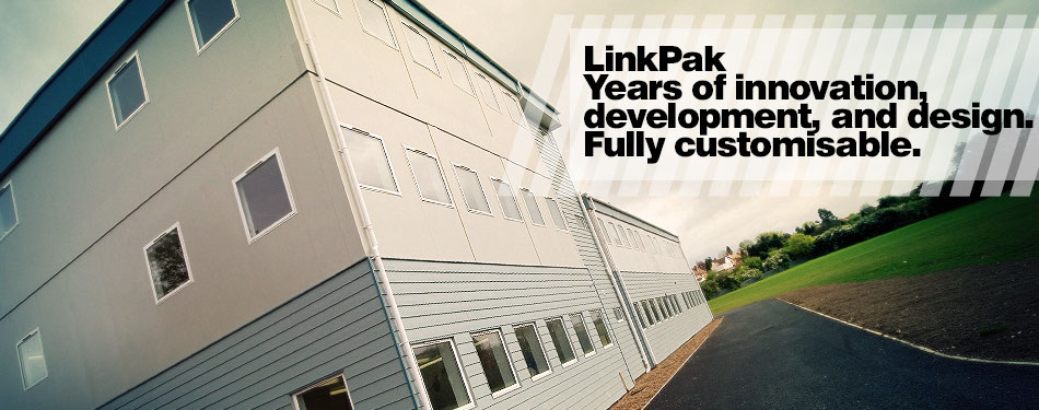 LinkPak Modular Buildings