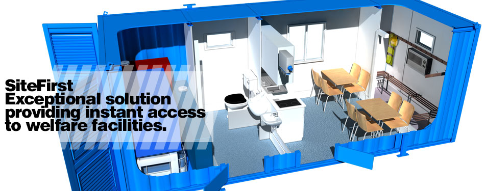exceptional solutions for all-in-one welfare facilities