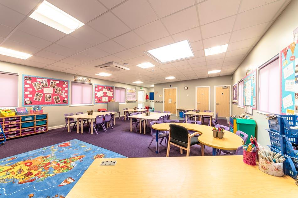Brinsley School AV Danzer