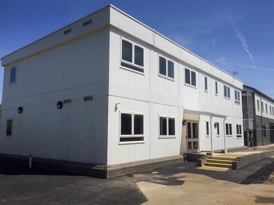 AV Danzer Ealing St John's Primary School