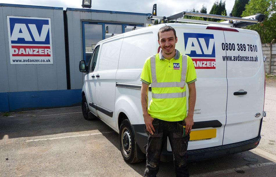 Nathan Apprentice AV Danzer